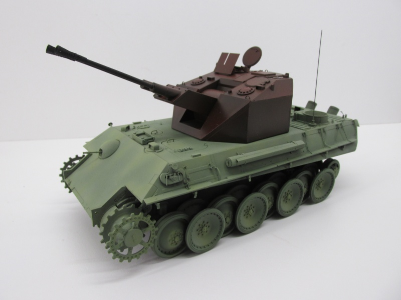Flakpanzer V Coelian - Dragon 1/35 ref 9022 - photodécoupe Eduard Goelia13