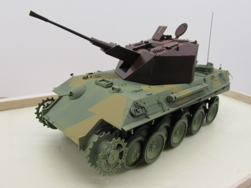 Flakpanzer V Coelian - Dragon 1/35 ref 9022 - photodécoupe Eduard Goelia14
