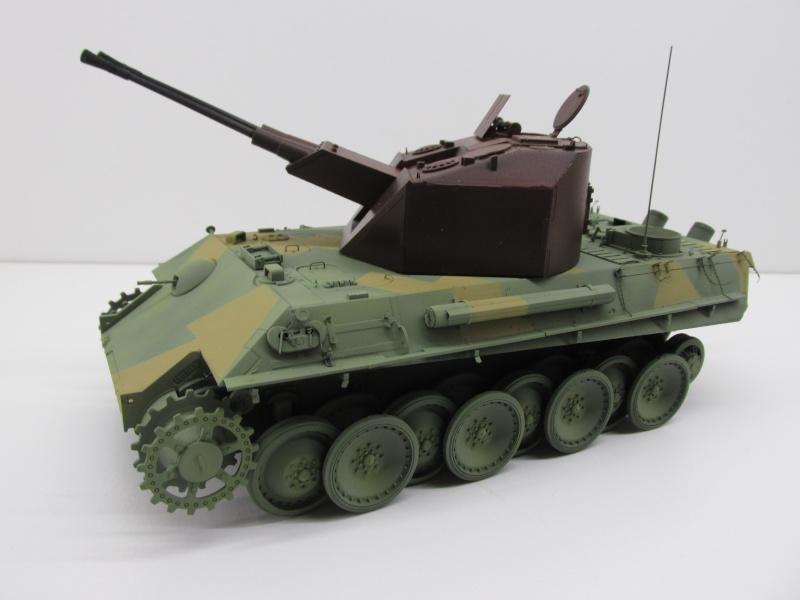 Flakpanzer V Coelian - Dragon 1/35 ref 9022 - photodécoupe Eduard Goelia15
