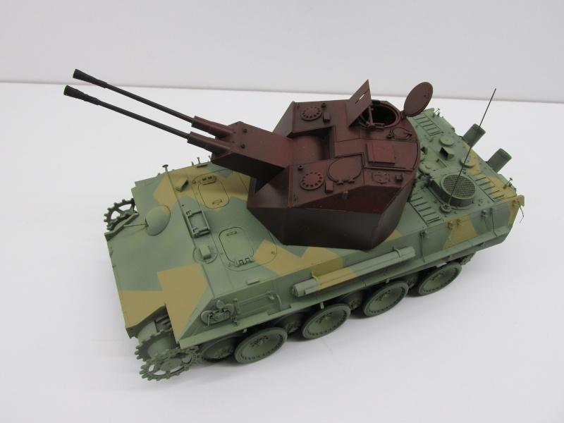 Flakpanzer V Coelian - Dragon 1/35 ref 9022 - photodécoupe Eduard Goelia16