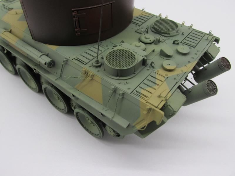 Flakpanzer V Coelian - Dragon 1/35 ref 9022 - photodécoupe Eduard Goelia17
