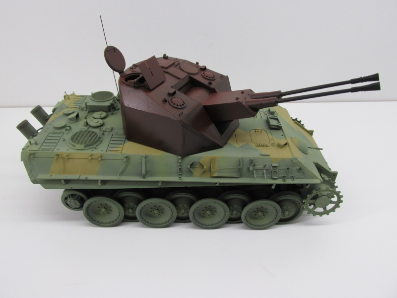 Flakpanzer V Coelian - Dragon 1/35 ref 9022 - photodécoupe Eduard Goelia18