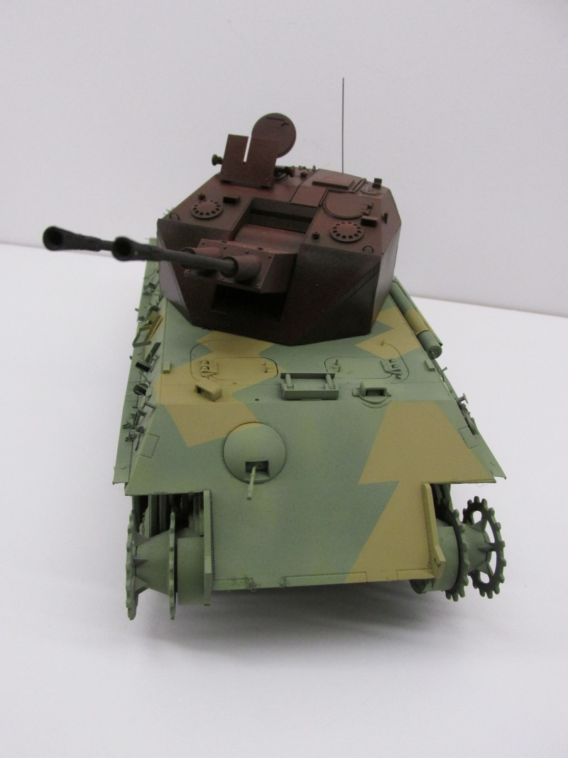 Flakpanzer V Coelian - Dragon 1/35 ref 9022 - photodécoupe Eduard Goelia19