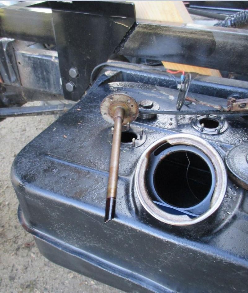 Perte de puissance et arret du moteur - 411 Westfalia de 1973 Nocrep11