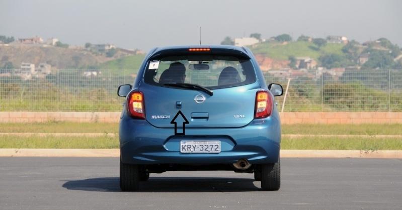 Comprar ou não um March? Nissan10