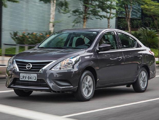 Nissan Versa cresce 25% após produção nacional Nissan11
