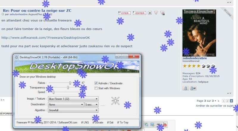 Pour ou contre la neige sur ZC - Page 2 Neige10