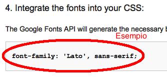 Come installare un nuovo font sul forum Scherm12