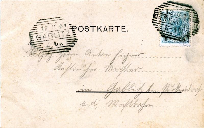 Versch. Ansichtskarten Krems210
