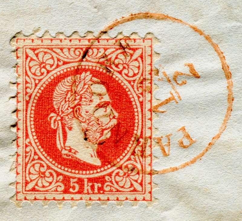 Freimarken-Ausgabe 1867 : Kopfbildnis Kaiser Franz Joseph I - Seite 11 Parndo10