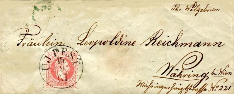 Freimarken-Ausgabe 1867 : Kopfbildnis Kaiser Franz Joseph I - Seite 11 Uj_pes10