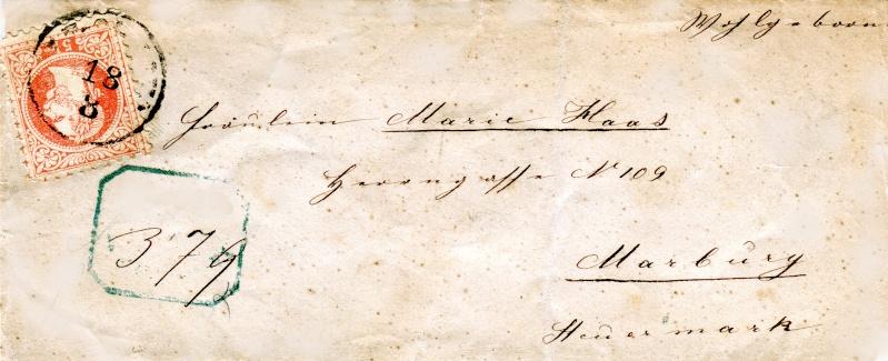 Freimarken-Ausgabe 1867 : Kopfbildnis Kaiser Franz Joseph I - Seite 11 Xx09310