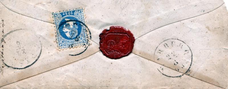 Freimarken-Ausgabe 1867 : Kopfbildnis Kaiser Franz Joseph I - Seite 11 Xx09510