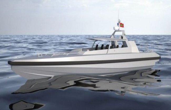 maroc - Le Maroc commande 5 patrouilleurs rapides pour renforcer la vigilence espace maritime Mimoun11