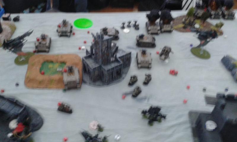 1500 point Pure DE list Tournment report Game4w12