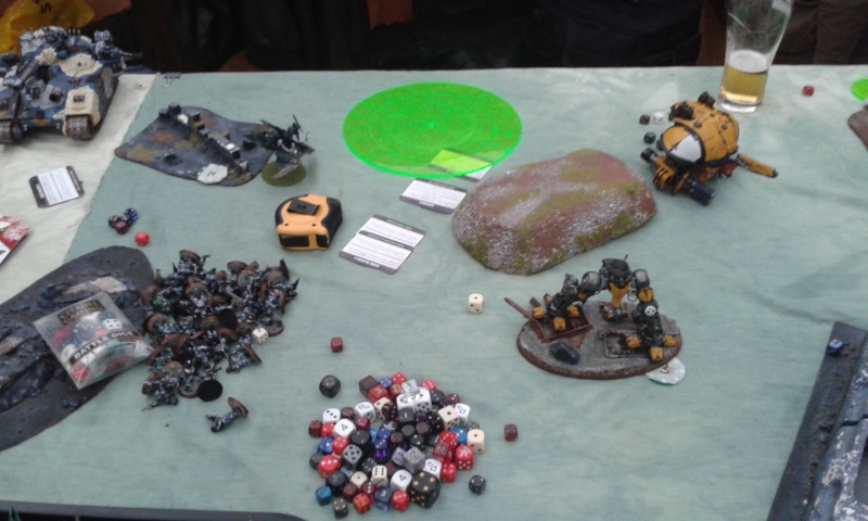 1500 point Pure DE list Tournment report Game5w10