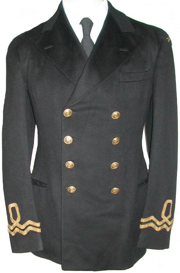 Les uniformes d'Officiers de la Marine Royale Canadienne Canada11