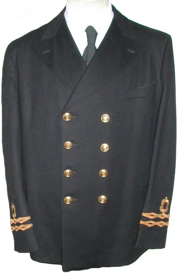 Les uniformes d'Officiers de la Marine Royale Canadienne Canada12