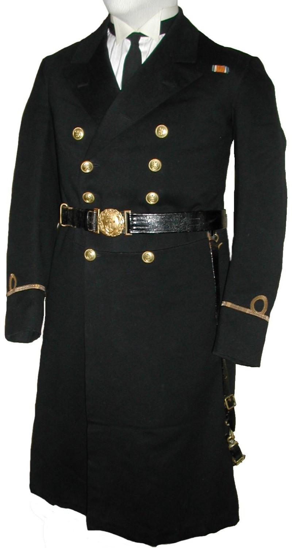 Les uniformes d'Officiers de la Marine Royale Canadienne Canada13