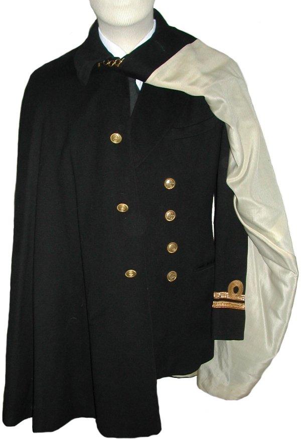 Les uniformes d'Officiers de la Marine Royale Canadienne Canada14