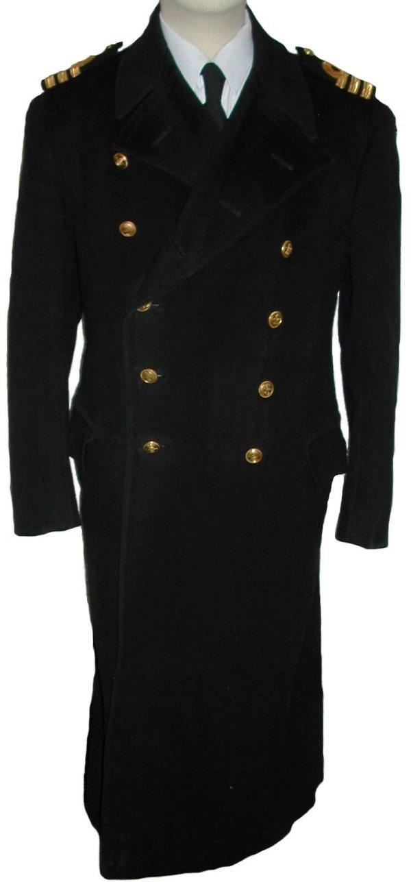 Les uniformes d'Officiers de la Marine Royale Canadienne Canada15
