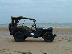 """Exemples de Vehicules de la Royal Navy à Chatham - UK """"Salute the 40s"""" Jeep_r12"""