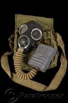 Le masque à gaz utilisé dans la Royal Navy Mkviia10