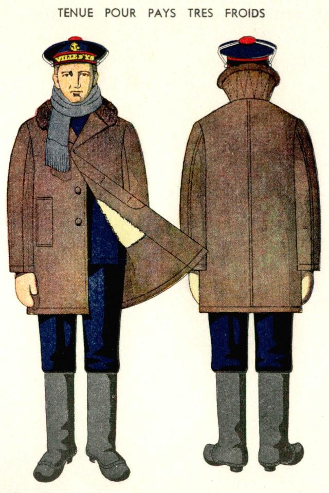 Tenue pour pays très froid 1938 Paystr10