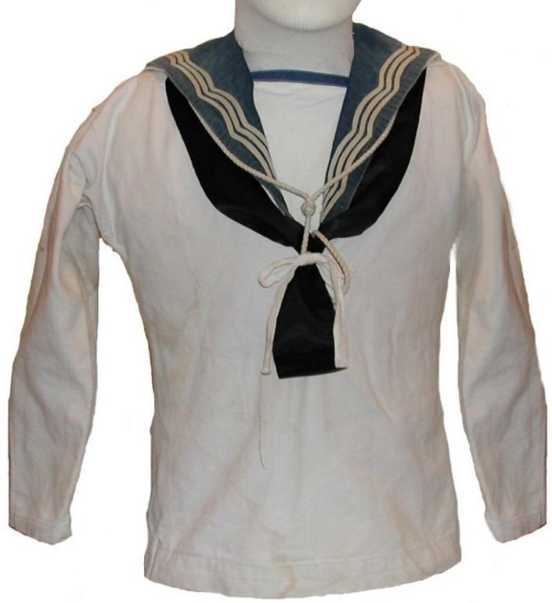Les uniformes des Equipages de la Marine Royale Canadienne Rc1310