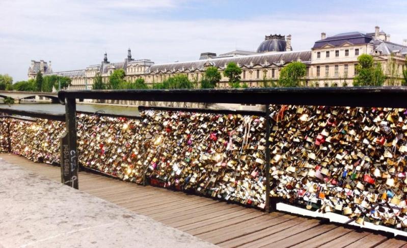 Ponts des arts - Paris 11150710