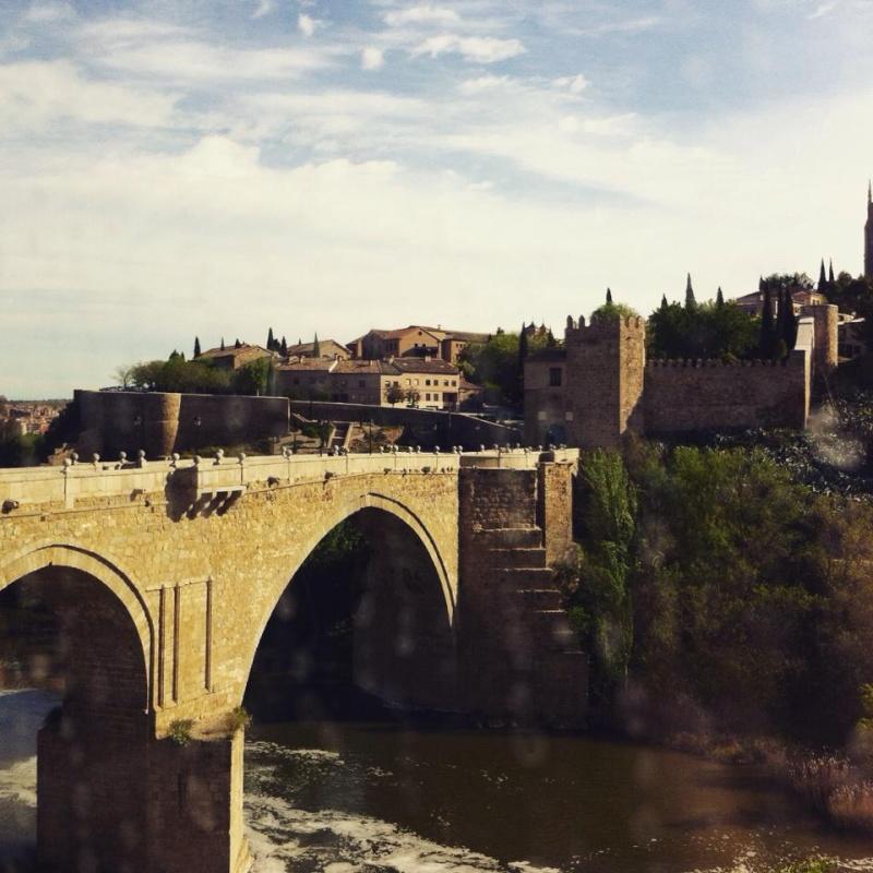 Espagne - ville perchée 11182010