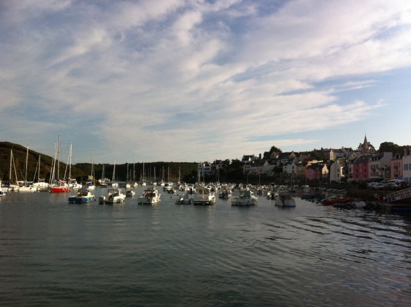 Port de Sauzon Img_3713