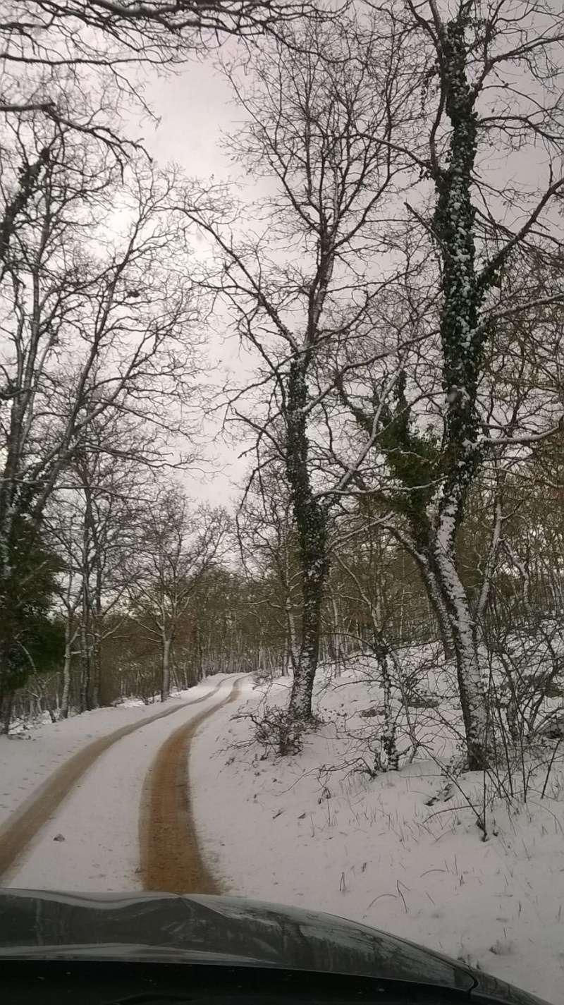 Prima escursione sulla neve Altavz10
