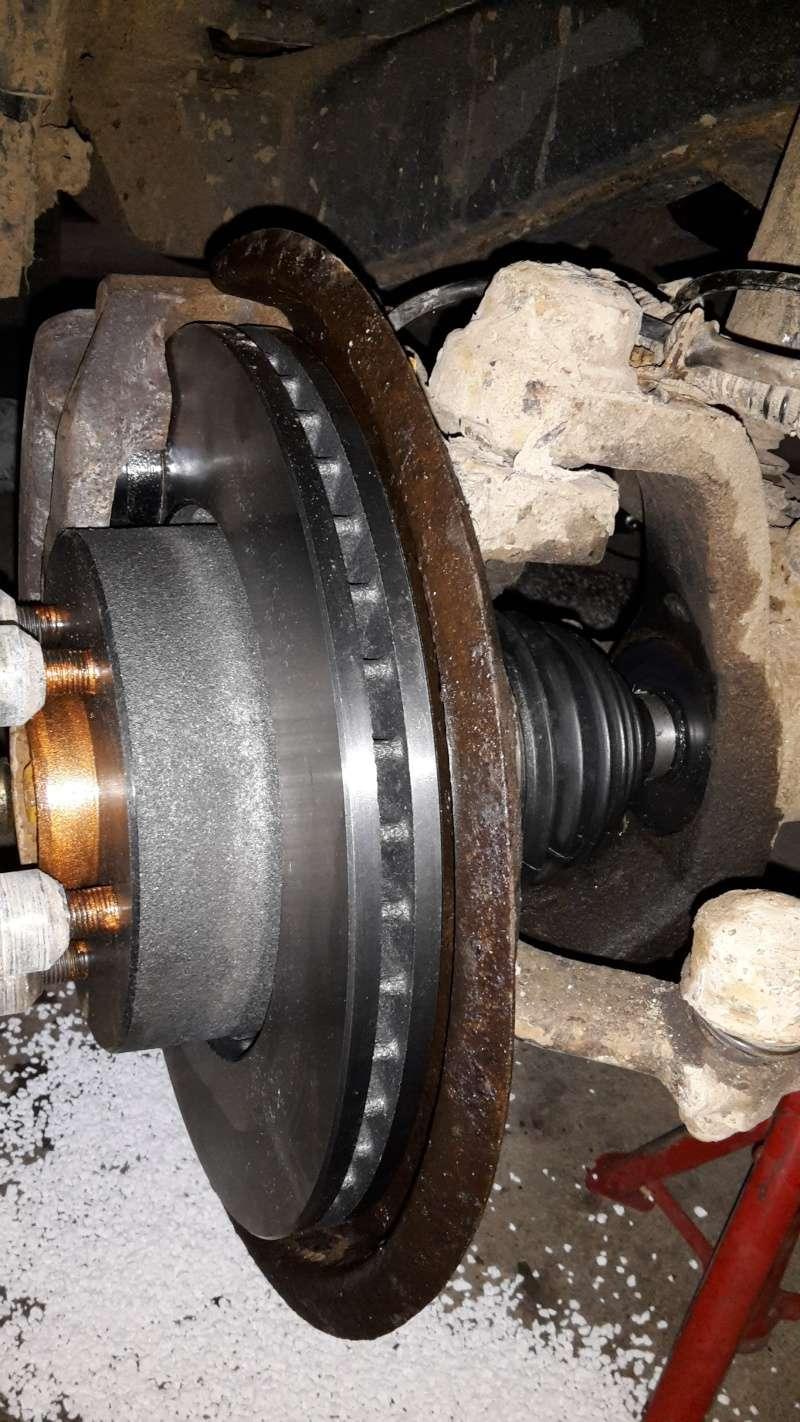 fuite d'huile dans tambour de frein main Freins10