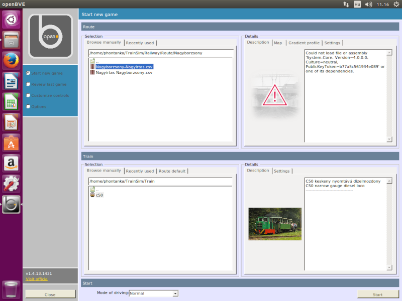 New OpenBVE Build- Testers Please - Page 9 Screen11