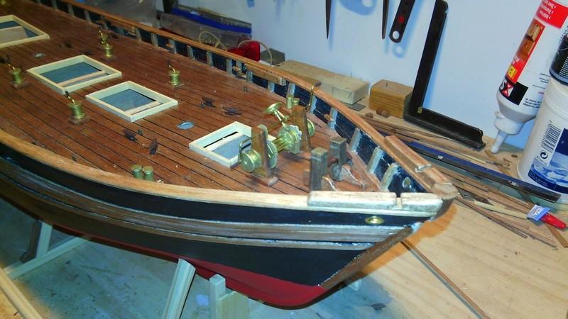 Le Goeland Maquette sur plan MRB  Img_2027