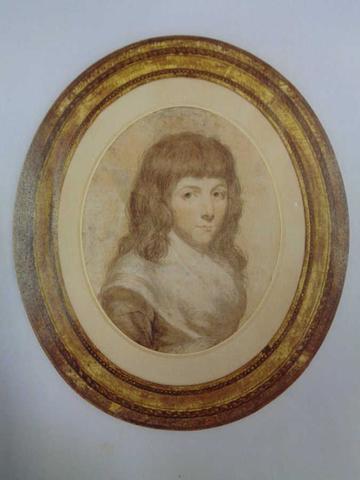Portrait de Louis-Charles, Duc de Normandie, Louis XVII 18573710