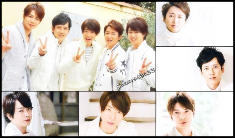 Arashi groupe Jigbdj10