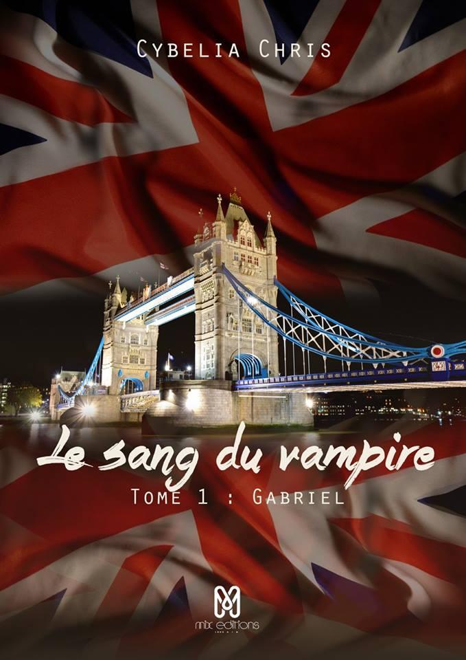 Le Sang du Vampire - tome 1 : Gabriel de Cybelia Chris Le_san10