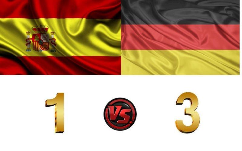 2nd Match Germany VS Spain Sp_vs_10