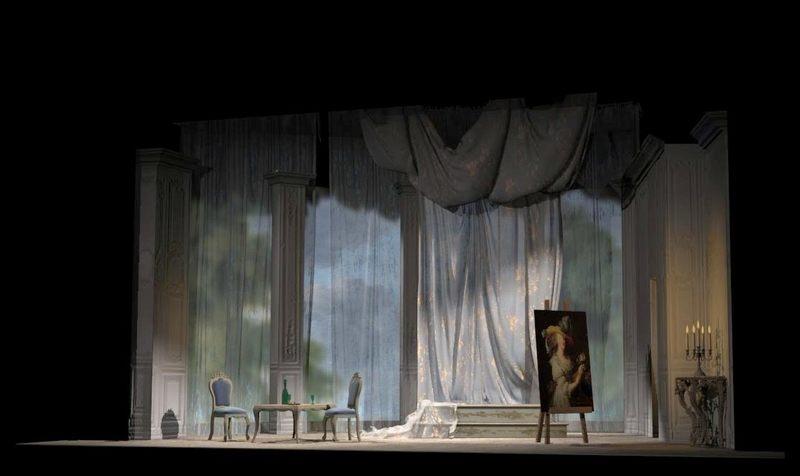 """""""Marie-Antoinette"""" au Théâtre Montansier Conten11"""
