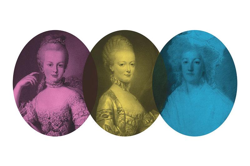 """""""Marie-Antoinette"""" au Théâtre Montansier Conten13"""