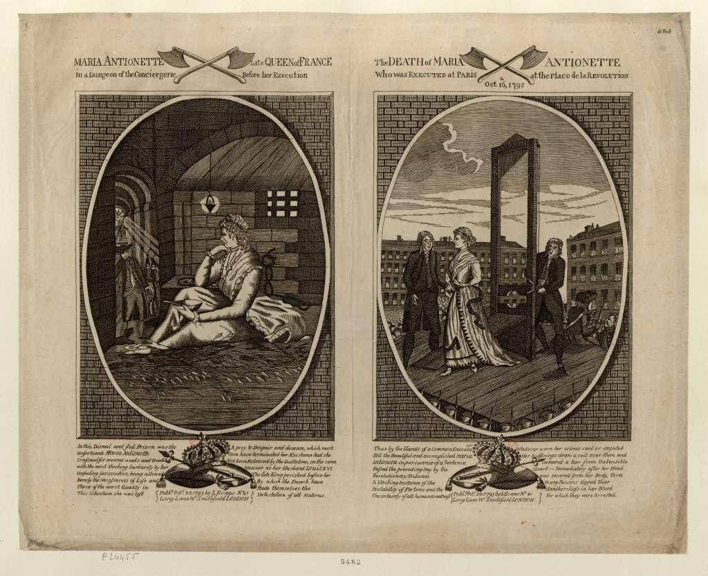 La Conciergerie : Marie-Antoinette dans sa cellule. - Page 3 Temple11