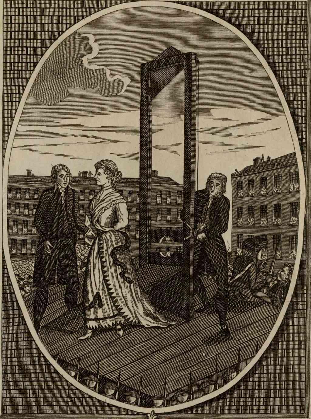 La Conciergerie : Marie-Antoinette dans sa cellule. - Page 3 Temple14
