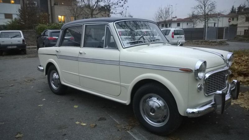 Eccola! Fiat 1200 Granluce Anteri10