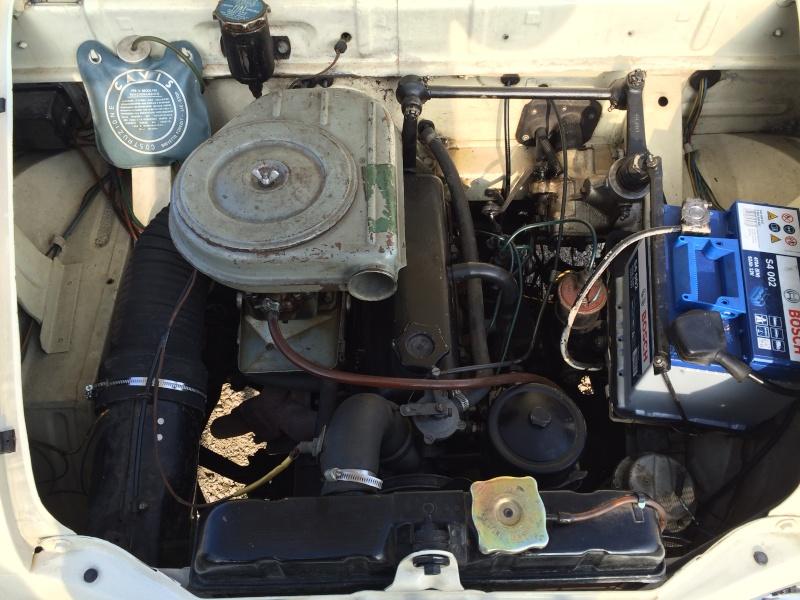 Eccola! Fiat 1200 Granluce Motore12
