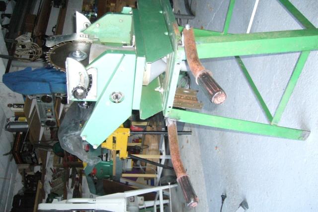 Rénovation scie circulaire Kity 617 P1070013