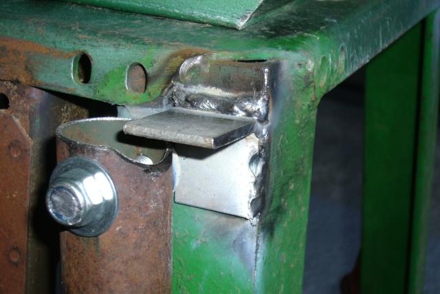 Rénovation scie circulaire Kity 617 P1070014