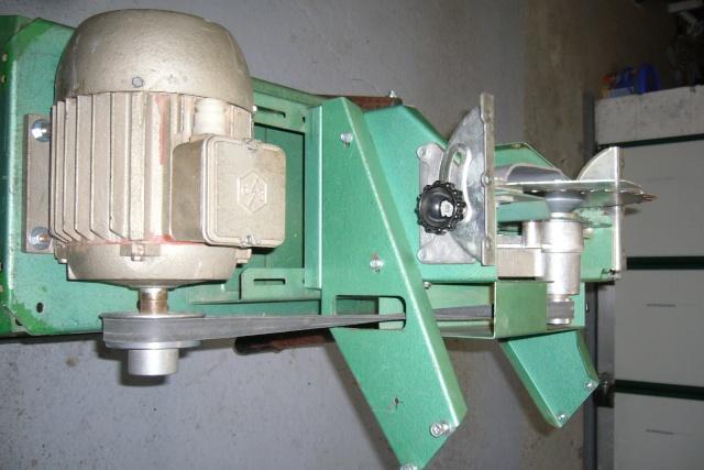 Rénovation scie circulaire Kity 617 P1070018