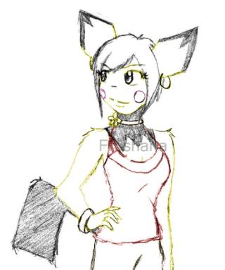 Froshana draws stuff Tumblr16
